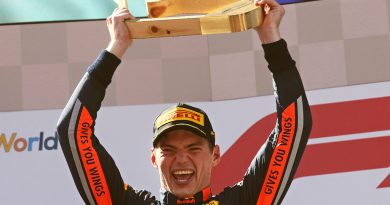 Verstappen wins the Austrian GP