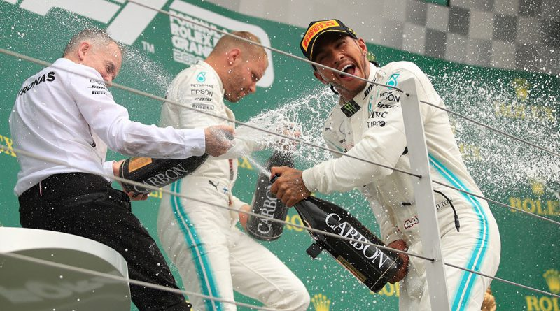 5 conclusions from British GP