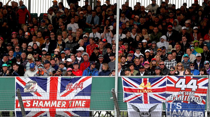 British GP to be moved
