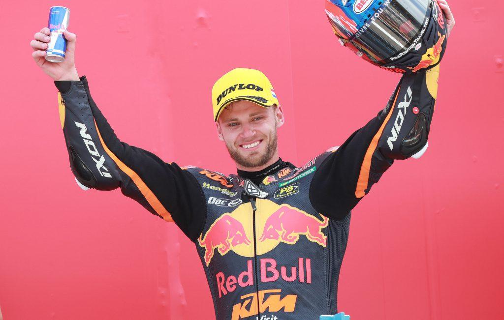 Brad Binder, first South African in MotoGP