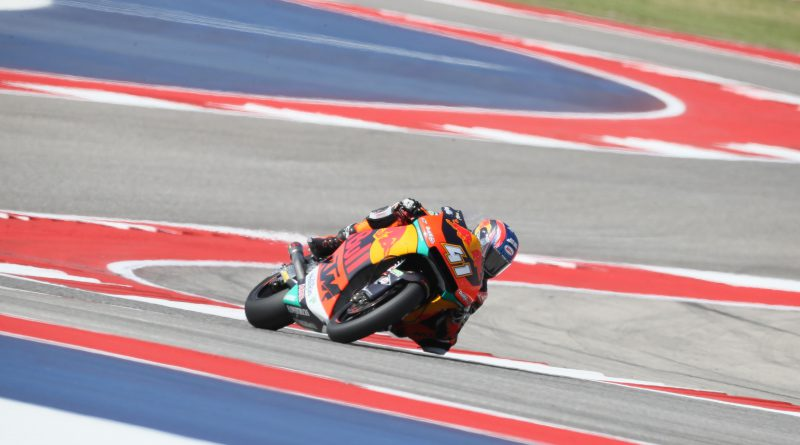 First South African in MotoGP