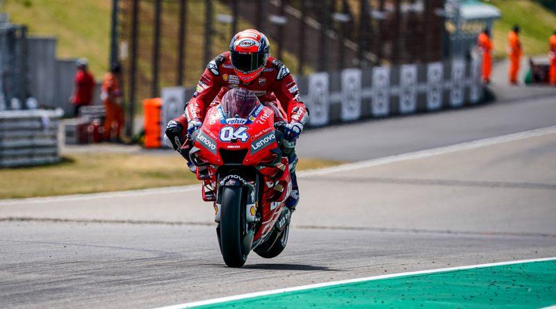Ducati at RedBull Ring