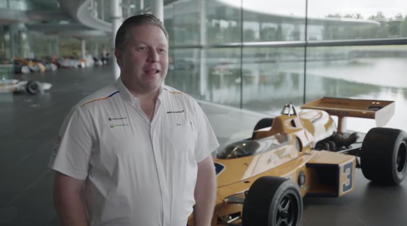 McLaren returns to IndyCar