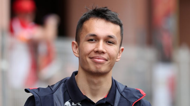 Albon promoted to Red Bull