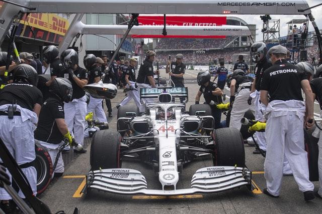 Lewis Hamilton Germany