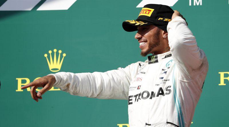 Hamilton praises Mercedes Strategy