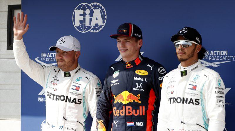Mercedes vs Verstappen