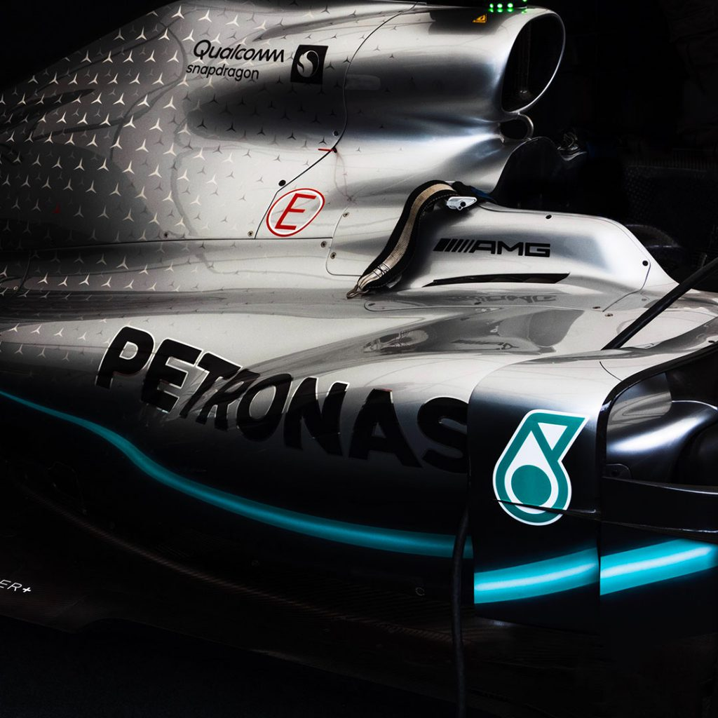 Mercedes aiming for 6th