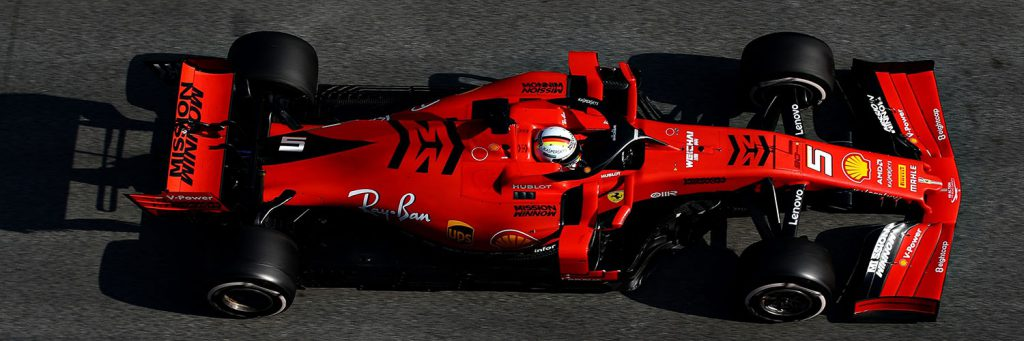Ferrari to salvage F1 season