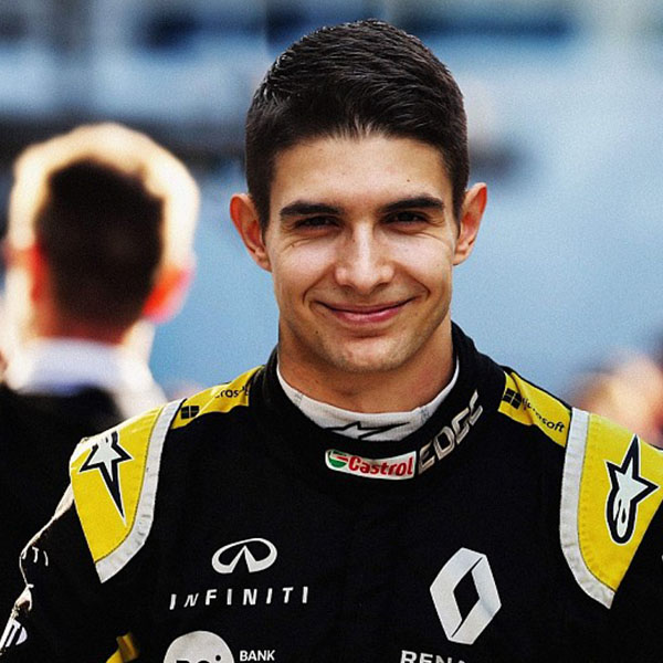 Ocon joins Renault for 2020