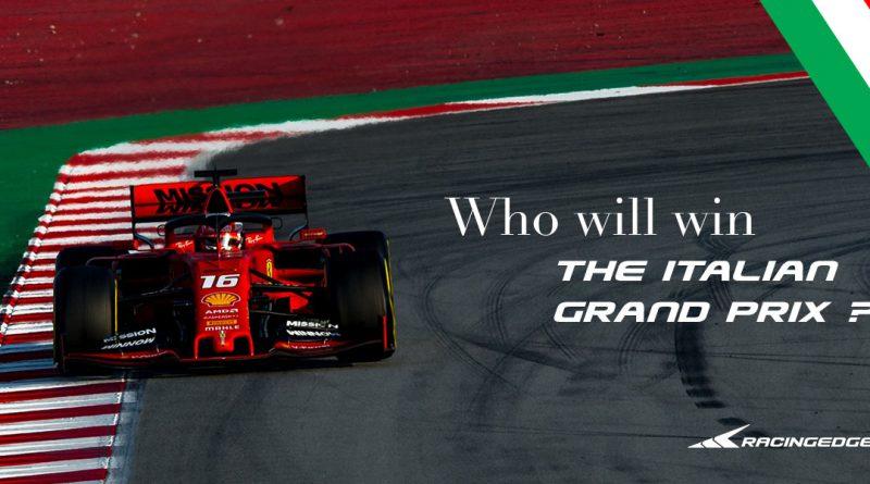 Who will win the Italian Grand Prix poll