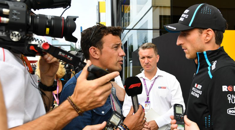 Kubica on 2020 F1 driver changes