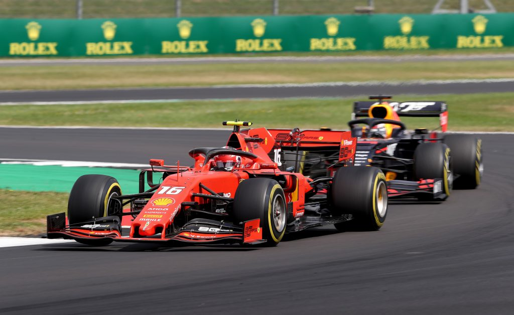 Ferrari's Leclerc wins at Italian GP in Monza