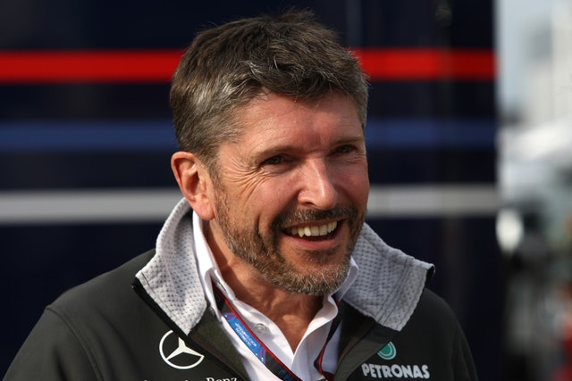 Nick Fry is the former chief executive of Mercedes