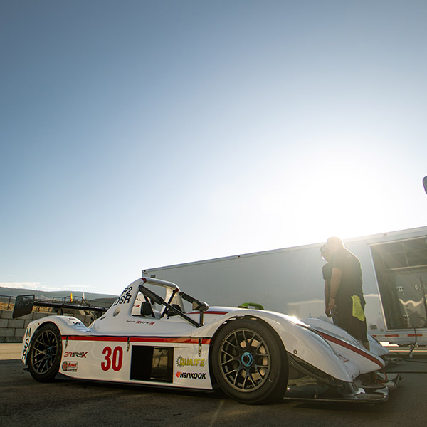 Racing Edge's Radical SR3