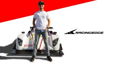 Zane from Racing Edge with a Radical RS3