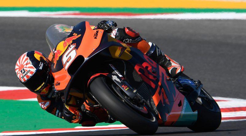 San Marino GP Q1