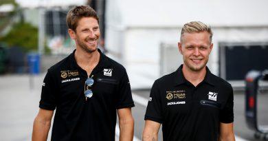 Haas Grosjean 2020 lineup