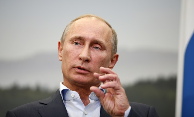 Putin is reported to have been involved in talks to take the race to St Petersburg