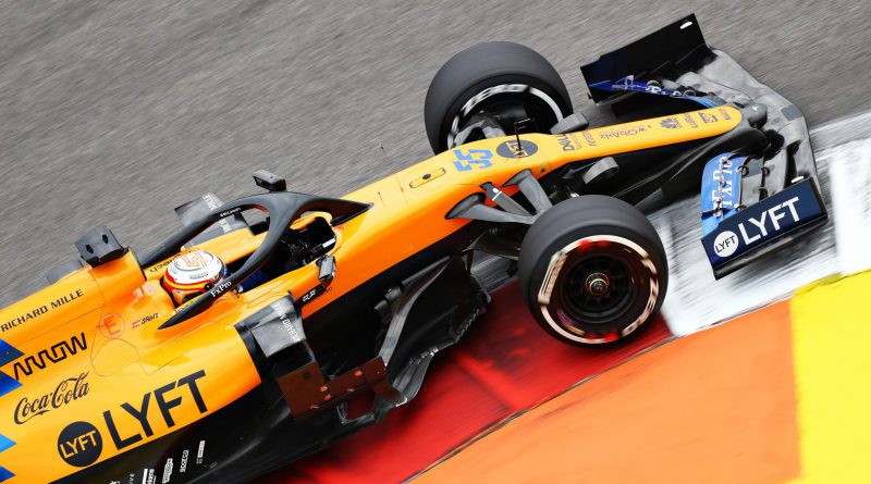 McLaren to use Mercedes engine