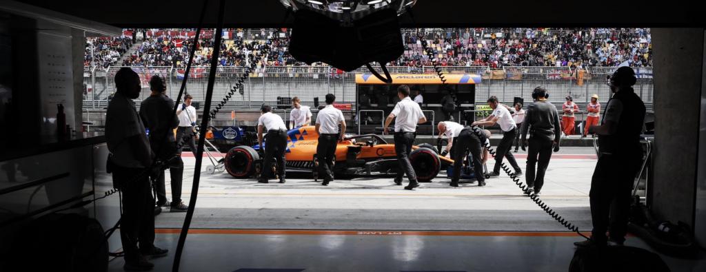 Mclaren will start using Mercedes engine in 2021