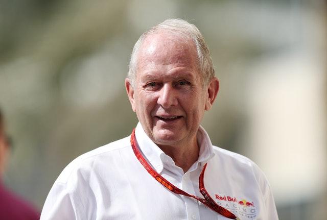 Dr Helmut Marko was Vettel's boss at Red Bull