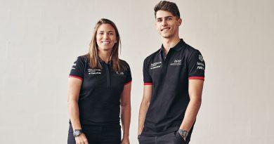 Newcomers to TAG Heuer Porsche Formula E Team