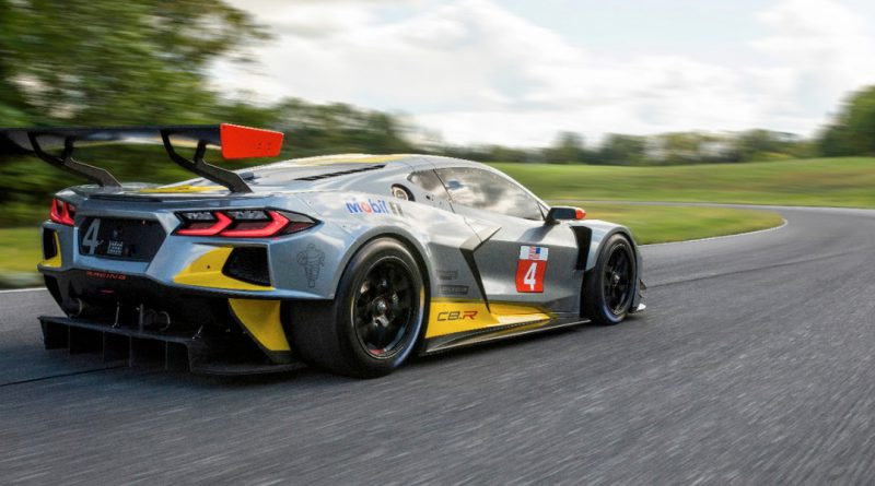 Rolex 24 Entry List 2020.Corvette C8 R Unveiled Debut Race At The 2020 Imsa 24 Hours