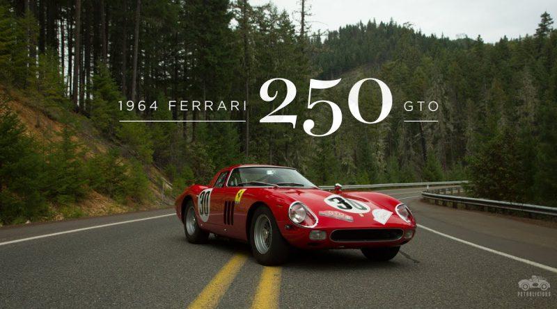 Ferrari 250 GTO video