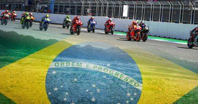 MotoGP returns to Brazil
