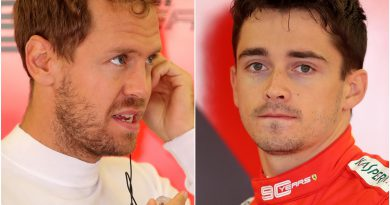 Combustible Partnership between Vettel and Leclerc destined to fail