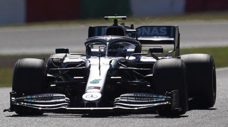 Mercedes win Constructors Title