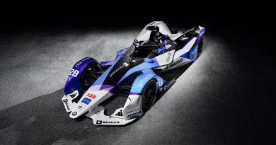 BMW Formula E car iFE.20