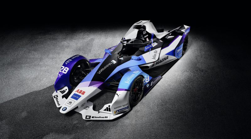 BMW Formula E car iFE.20