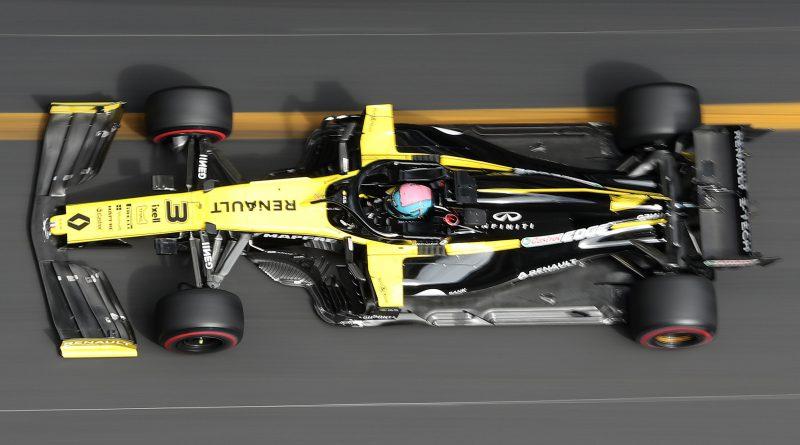 Renault Japanese Grand Prix disqualification