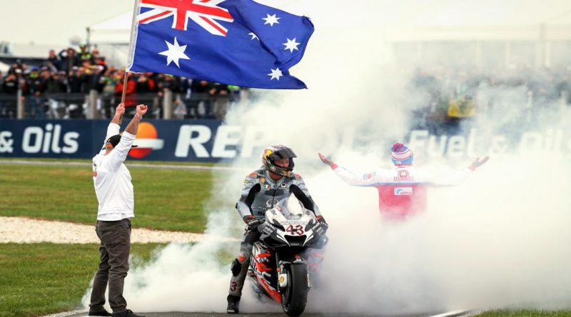 2019 Australian MotoGP Roundup