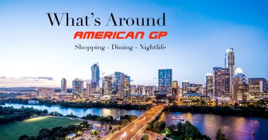 What's Around American GP