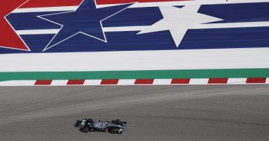 Max Verstappen 2019 American GP
