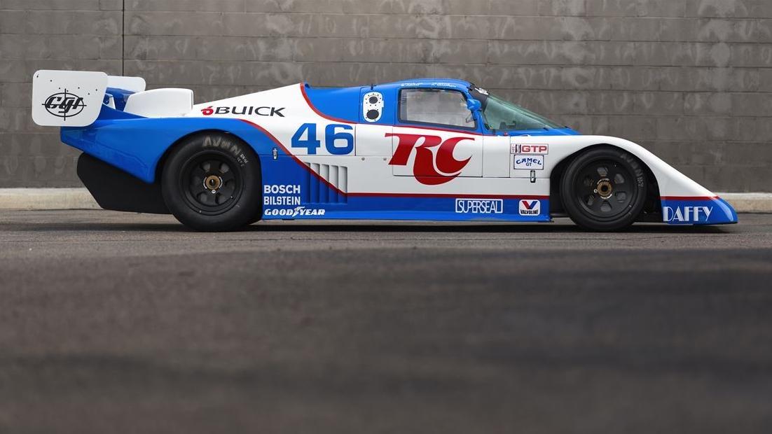 March 85G IMSA GTP