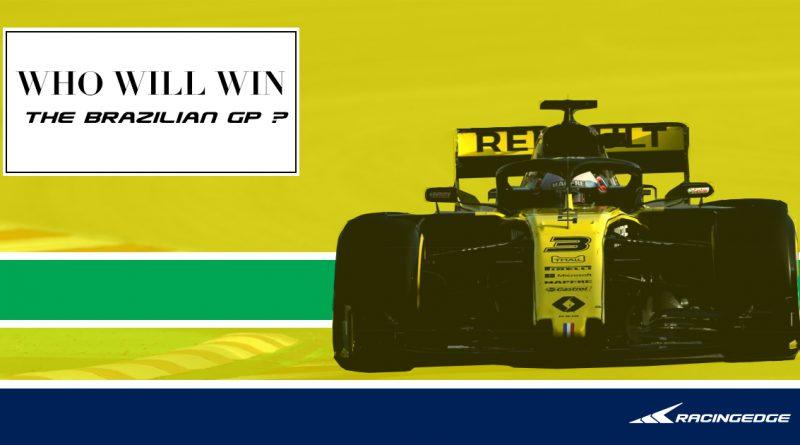 Brazilian GP Poll