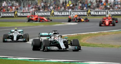 Formula One outlines sustainability plans, net zero by 2030