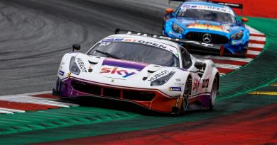 Chris Froggatt, raised in Ferrari Challenge