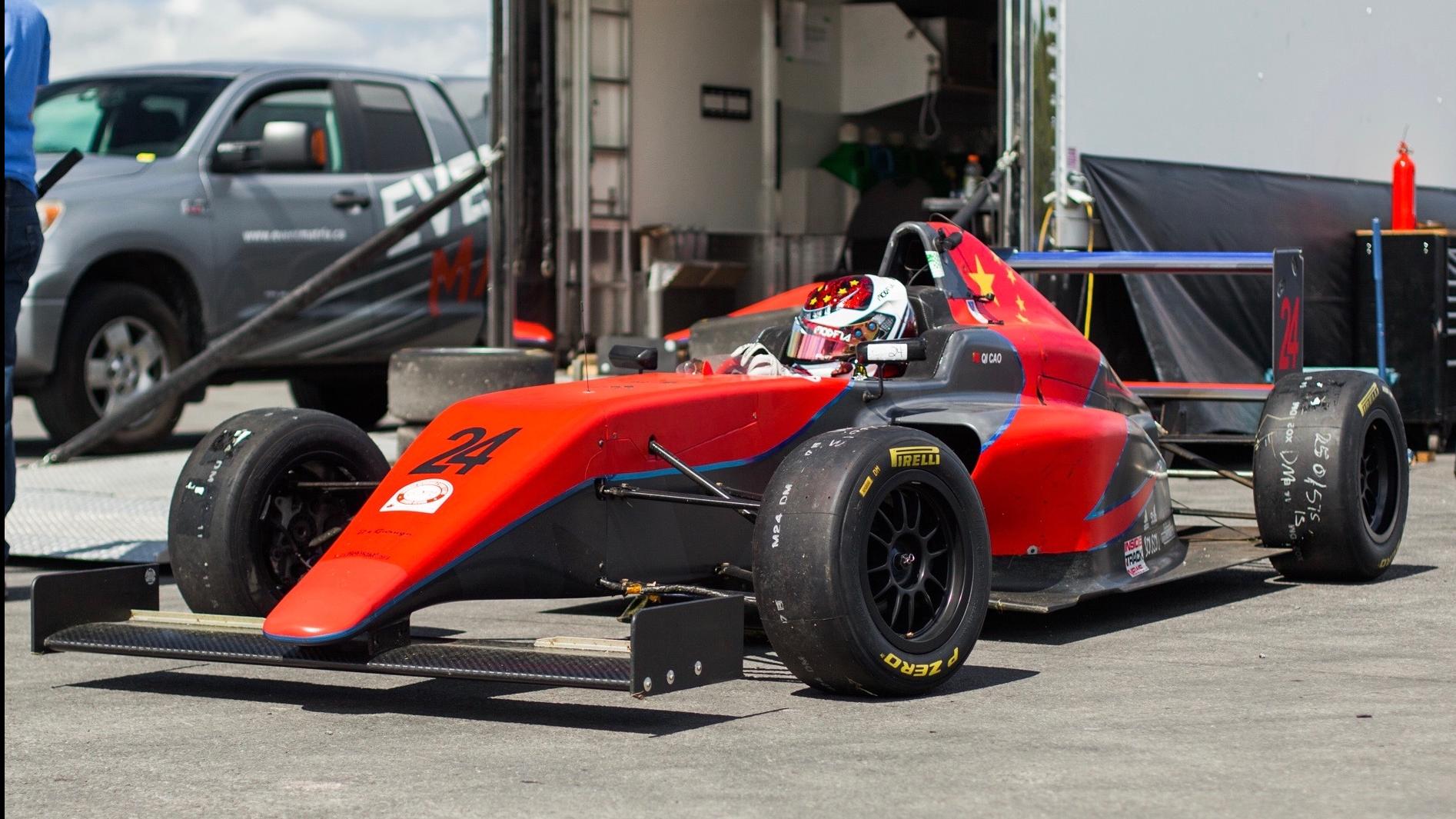 2014 Tatuus F4 – T014 Chassis
