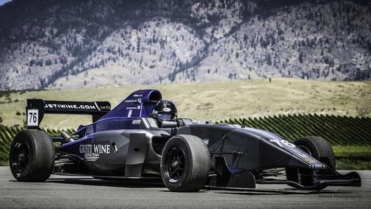 Formula Lites Race Car