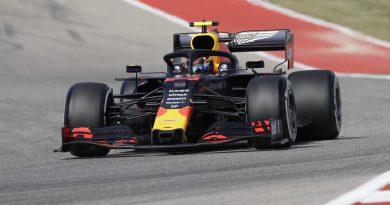 Albon Brazilian GP
