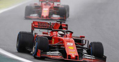 Hamilton Brazilian GP