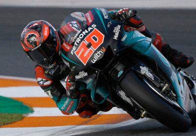 Valencia MotoGP Qualifying Wrap: Quartararo Stands Tall Amid Crash Fest