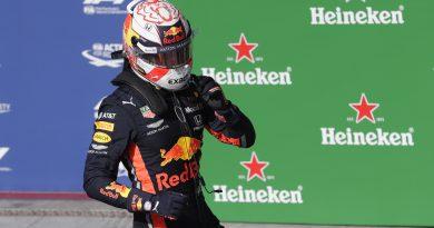 Verstappen Brazilian GP