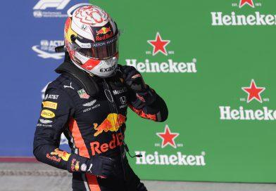 Verstappen secures second career pole at Brazilian GP