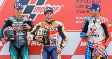 2019 Valencia GP: Marquez Hands Honda Triple Crown